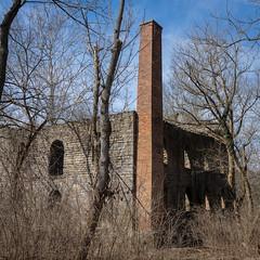 Bieber Mill Ruins | Delaware County OHIO (robvaughnphoto.com) Tags: columbus ruins historic ohio ohiohistory explore rural