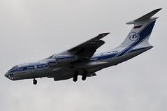 RA-76950 (LIAM J McMANUS - Manchester Airport Photostream) Tags: ra76950 volgadnepr vda vi ilyushin il76td il76 il7 ilyushin76 manchester man egcc