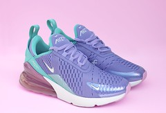 Nike Air Max 270 Twilight Pulse (PhotosByMeow) Tags: shoe nike product photography shoes pink pastel cute kawaii canon canon5d