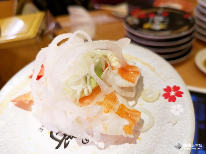 【日本美食】德兵衛迴轉壽司|關西國際機場店 @魚樂分享誌