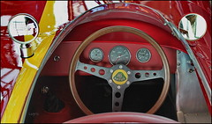Lotus (From the 1950s) (Logris) Tags: cassic car auto rennwagen racing gb england