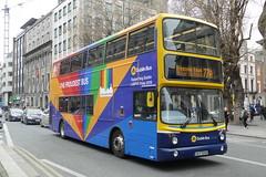 AX 488 College Green 12/04/19 (Csalem's Lot) Tags: ax ax488 77a pride aoa dublin bus alx400 dublinbus volvo