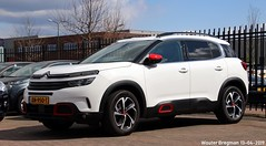 Citroën C5 Aircross 2019 (XBXG) Tags: xn950t citroën c5 aircross 2019 blanc white garage vanoord landzigt leidsche rijn utrecht nederland holland netherlands paysbas french car auto automobile voiture française france frankrijk vehicle outdoor suv