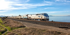 San Joaquin at Hercules (lennycarl08) Tags: amtrak amtraksanjoaquin herculesca trains railroad passengertrain