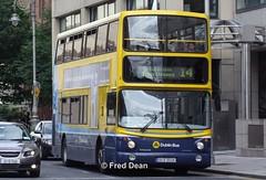 Dublin Bus AV326 (03D20326). (Fred Dean Jnr) Tags: dublinbusroute14 volvo b7tl alexander alx400 dbrook av326 03d20326 august2010 dublinbus dublin dublinbusyellowbluelivery busathacliath adelaideroaddublin