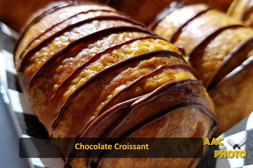 "Chocolate Croissant • <a style=""font-size:0.8em;"" href=""http://www.flickr.com/photos/159796538@N03/40034468663/"" target=""_blank"">View on Flickr</a>"
