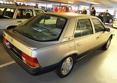 Renault 25 GTX 1984 (Zappadong) Tags: bremen classic motorshow 2018 renault 25 gtx 1984 zappadong oldtimer youngtimer auto automobile automobil car coche voiture classics oldie oldtimertreffen carshow