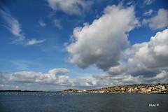 Fusaro... (enunzia) Tags: seascape naples italy history blusky nikonphoto nikonflickraward color