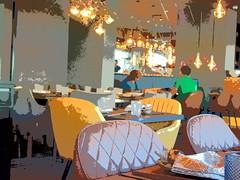 Effects! (rgrant_97) Tags: coimbra portugal lunch japaneserestaurant shari food sushi olympus