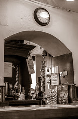 Hatchway. (CWhatPhotos) Tags: cwhatphotos camera photographs photograph pics pictures pic picture image images foto fotos photography artistic that have which contain flickr pub sepia board inn hatch arch way drink