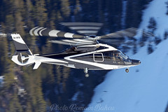 23.02.2019 (Romain BAHEU) Tags: courchevel savoie snow spotting altiportcourchevel alpes alps helicopter helicoptere helicopterlife montagne mountain montblanc rotor airbushelicopters aerospatiale eurocopter monacair monaco h155 dolphin dauphin ec155