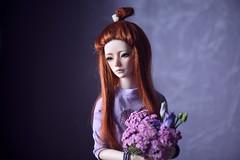 bouquet of flowers (Vlastelin Nichego) Tags: dollmore zaoll