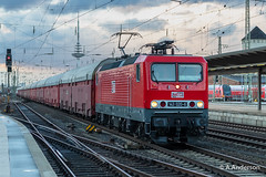 143020 20190307 Bremen (steam60163) Tags: bremen germanrailways germany class143 meg