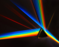 Perspective of genesis (Jirawatfoto) Tags: prism crystal light lay spectrum rainbow color