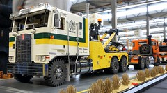IMG_8597 (Barman76) Tags: lego technic modelteam scale truck crane modelshow europe ede 2019