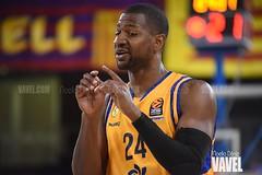 DSC_0262 (VAVEL España (www.vavel.com)) Tags: fcb barcelona barça basket baloncesto canasta palau blaugrana euroliga granca amarillo azulgrana canarias culé