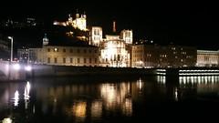 03 - Lyon Février 2019 - la Saône et le Vieux Lyon au Pont Bonaparte (paspog) Tags: lyon france février 2019 saöne fleuve river rivière fluss vieuxlyon