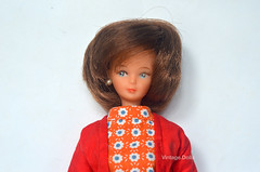 Bellita (1965) Bella (vintage.dolls) Tags: bellita 1965 bella made france tressy european version vintage collectible dolls