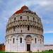 Baptisterio y Catedral de Pisa