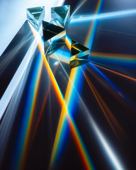 Perspective of genesis 3 (Jirawatfoto) Tags: prism crystal light lay spectrum rainbow color