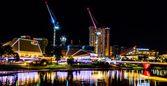 City of Adelaide (Jordan.Comley) Tags: adelaide night city australia canon river landscape cityscape dark