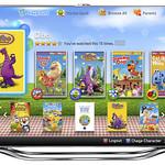 Smart TV applicationの写真