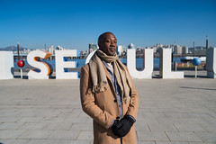 Dapper Man in Seoul Part 26 (Dapper Man) Tags: dapper dapperman gentleman gq seoul korea southkorea iseoulu metropolitan city streetstyle fashion winterfashion model koreafashion trenchcoat scarf cardigan turtleneck sweater trousers pants plaid loafers horsebitloafers horsebit gucciloafers shades hm seoullife bald baldgang baldhead