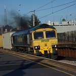 Freightliner Class 66 66548 thumbnail