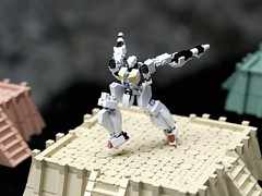 Runninglikeaninja (ControlAltBrick) Tags: lego mech mecha robot moc mecabricks blender controlaltbrick ctrlaltbrick