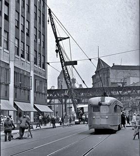 Brooklyn, at Smith Street, June 24, 1941