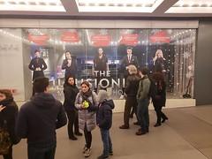 The Illusionists (Joe Shlabotnik) Tags: nyc cameraphone broadway newyorkcity illusionists 2018 timessquare december2018 theater manhattan galaxys9