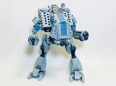 Lego Mechwarrior Vulture/Mad Dog (funnystuffs) Tags: lego mechwarrior vulture mad dog online battletech moc mech 5