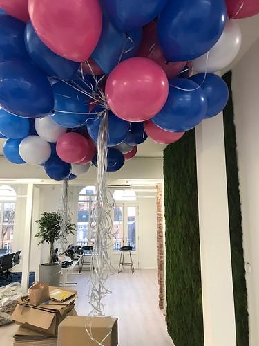 Heliumballonnen Geophy Delft