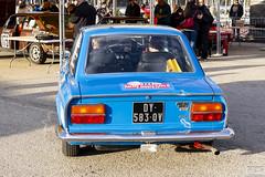 Monte-Carlo Historique 013 (Escursso) Tags: 223 124coupe 1971 2019 22e barcelona barcelone catalonia catalunya cotxes fia fiat historique montecarlo cars classic historic motorsport racing rally rallye spain