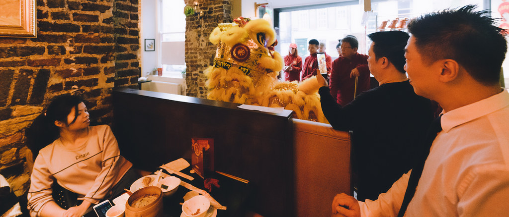 I WAS INVITED TO THE LUNAR NEW YEAR CELEBRATION AT MR. DINH ON CAPEL STREET [ THE YEAR OF THE PIG]-148727