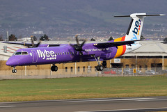 G-PRPK_05 (GH@BHD) Tags: gprpk dehavilland bombardier dhc dhc8 dhc8402q dasheight be bee flybe turboprop aircraft aviation airliner bhd egac belfastcityairport