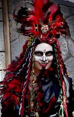 Skull lady (tiffanycsteinke) Tags: bayarearenfest bayarearenaissancefestival bay area renaissance festival