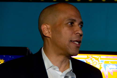 Cory Booker, From FlickrPhotos