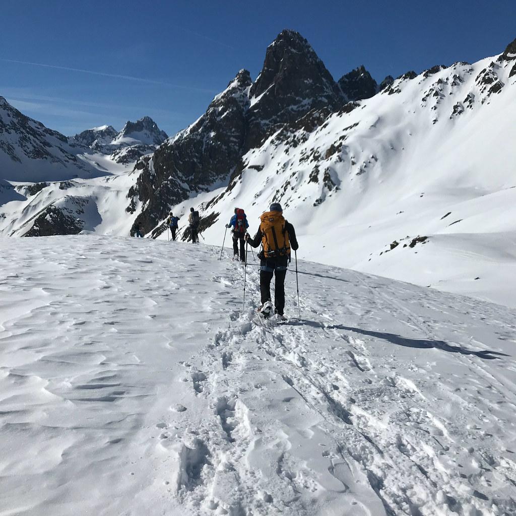 Abstieg zur Tuoihütte
