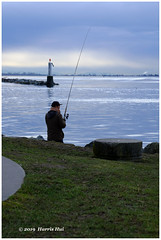 The Pleasure Of Fishing - Garry Point XT6520e (Harris Hui (in search of light)) Tags: harrishui fujixt1 digitalmirrorlesscamera fuji fujifilm vancouver richmond bc canada vancouverdslrshooter mirrorless fujixambassador xt1 fujixcamera fujixseries fujix fujixf50140mmf28 fujizoomlens garrypoint fishing pleasureoffishing