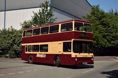 F261YTJ Kirkby 2018 (MCW1987) Tags: merseyside pte mpte preserved former merseybus alexander bodied leyland olympian 0261 f261ytj