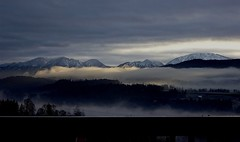 Good Morning 2019! (Window Vista IV) (Claude@Munich) Tags: germany bavaria upperbavaria murnau mountains morning morningmist morningfog light shadow claudemunich bayern oberbayern morgen morgenlicht morgens berge bayerischevoralpen licht schatten bgumurnau klinik hospital