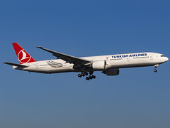 Turkish Airlines   Boeing 777-36N/ER   TC-LKA (MTV Aviation Photography) Tags: turkish airlines boeing 77736ner tclka turkishairlines boeing77736ner londonheathrow heathrow lhr egll canon canon7d canon7dmkii