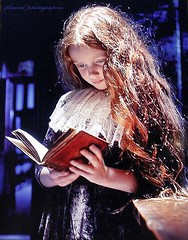The reading girl (jackfre 2) Tags: girl reading book