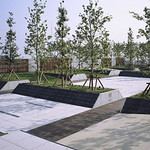 KAWARA -ニトリ社新東京本部屋上庭園-の写真