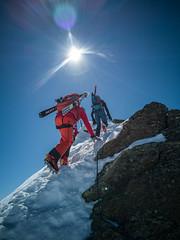 IMG_20190324_124538 (N1K081) Tags: alps arlberg austria berge bergtour mountains schnee ski skifahren skitour winter winterklettersteig österreich