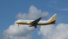 Brunei (ƒliçkrwåy) Tags: v8mhb brunei government vip boeing 767 767200 76727ger lhr egll heathrow aircraft aviation