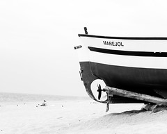 Marejol: Sea with waves that oscillate between 10 and 50 centimeters in height... (Pep Peñarroya) Tags: skancheli