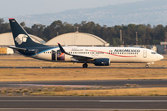 Aeromexico Boeing 737-800 XA-AMK MMMX 07APR19 (FelipeGR90) Tags: 737nextgeneration aicm ciudaddemexico mexicocity 737 737800 737ng 738 aeromexico am amx b737 b738 boeing cdmx mex mexico mmmx xaamk