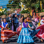 2018 - Mexico - Oaxaca - Wedding Party Parade - 3 of 3 thumbnail
